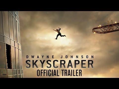 Skyscraper – Official Trailer (2018 Movie)