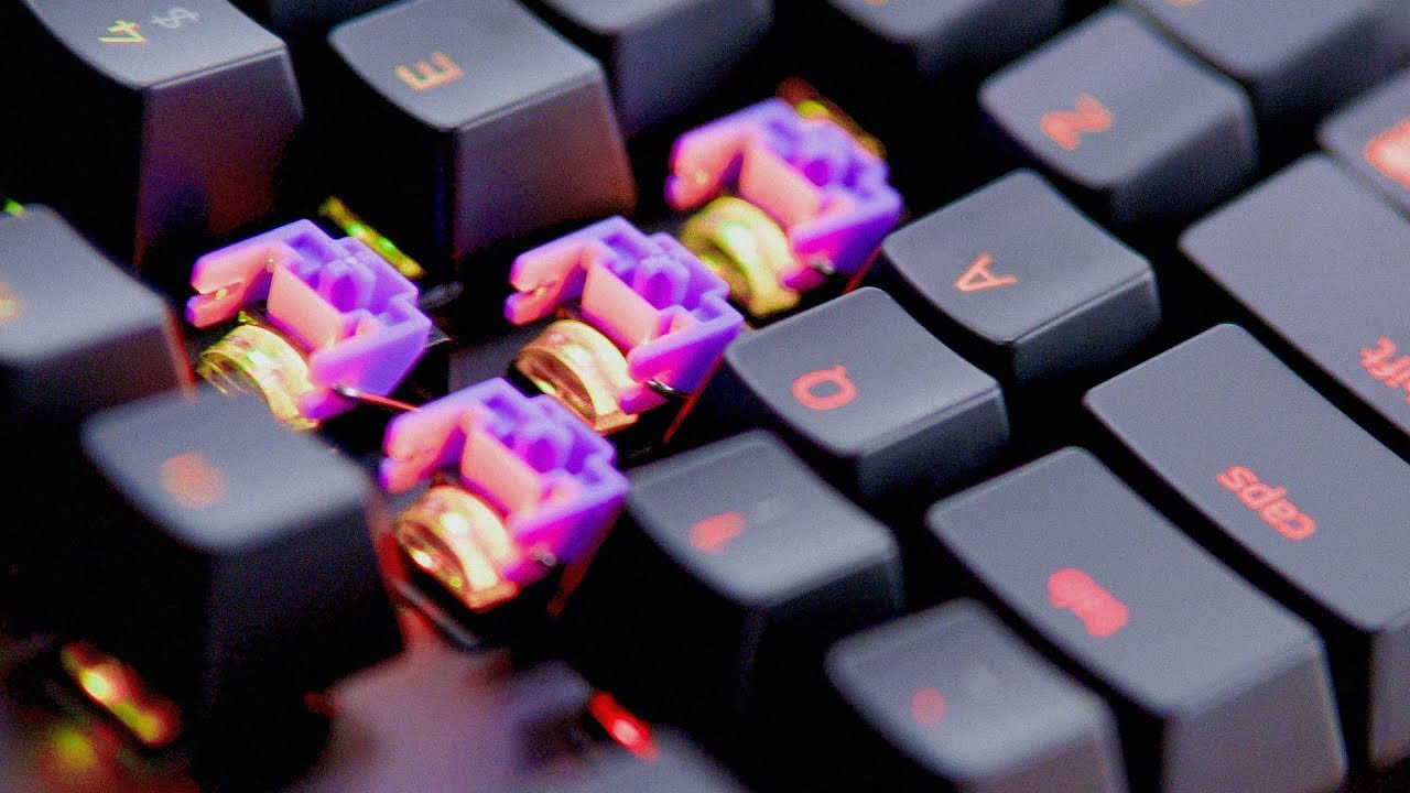 The Best Gaming Keyboard Ever