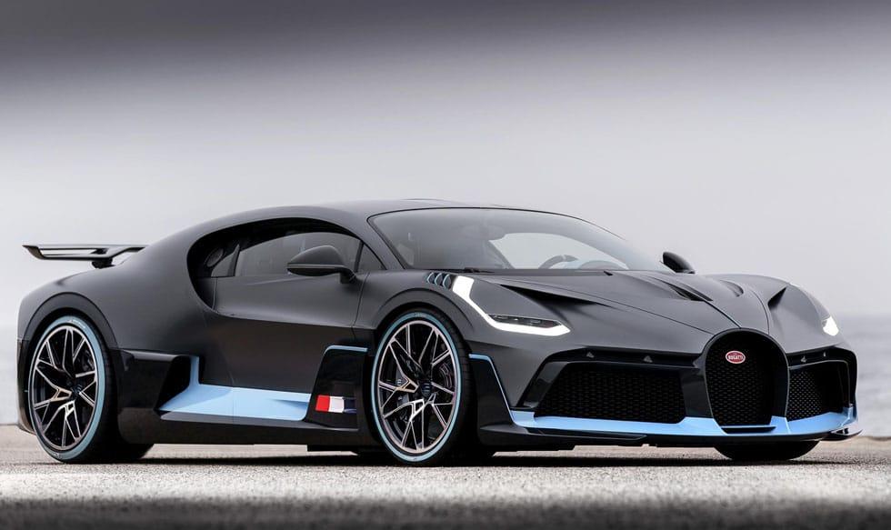 """Bugatti Introduces New Super Car """"Divo"""""""