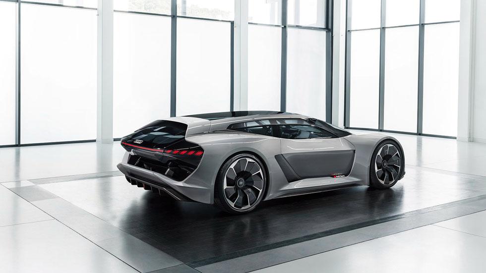 Audi PB 18 E-Tron – Car of the Future