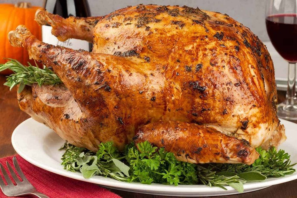 The Thanksgiving Recipe! Make Your Day Delicious
