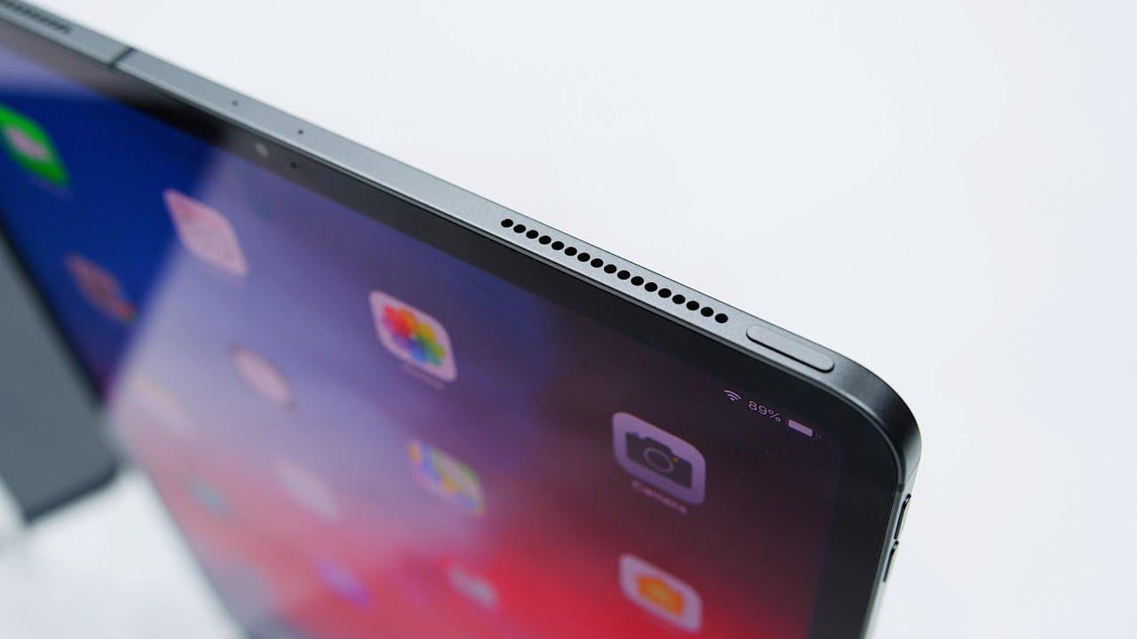 2019 iPad Pro Impressions: Incredibly Thin!