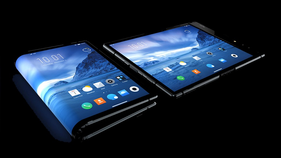 Royole Flexpai! World's First Foldable SmartPhone