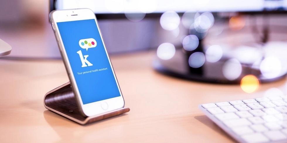 The Best health App K Health Secure $25M