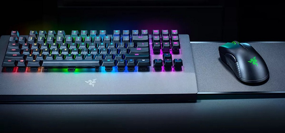 Razer and Xbox One! First Wireless Keyboard and Innovative Mouse