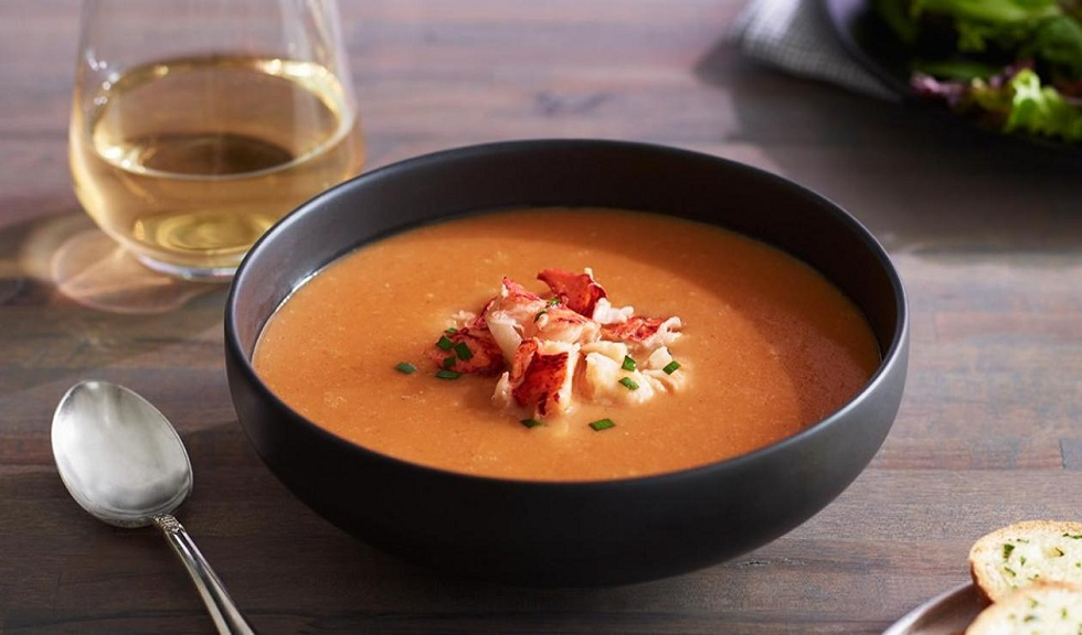 Lobster Bisque! For Food Passionate