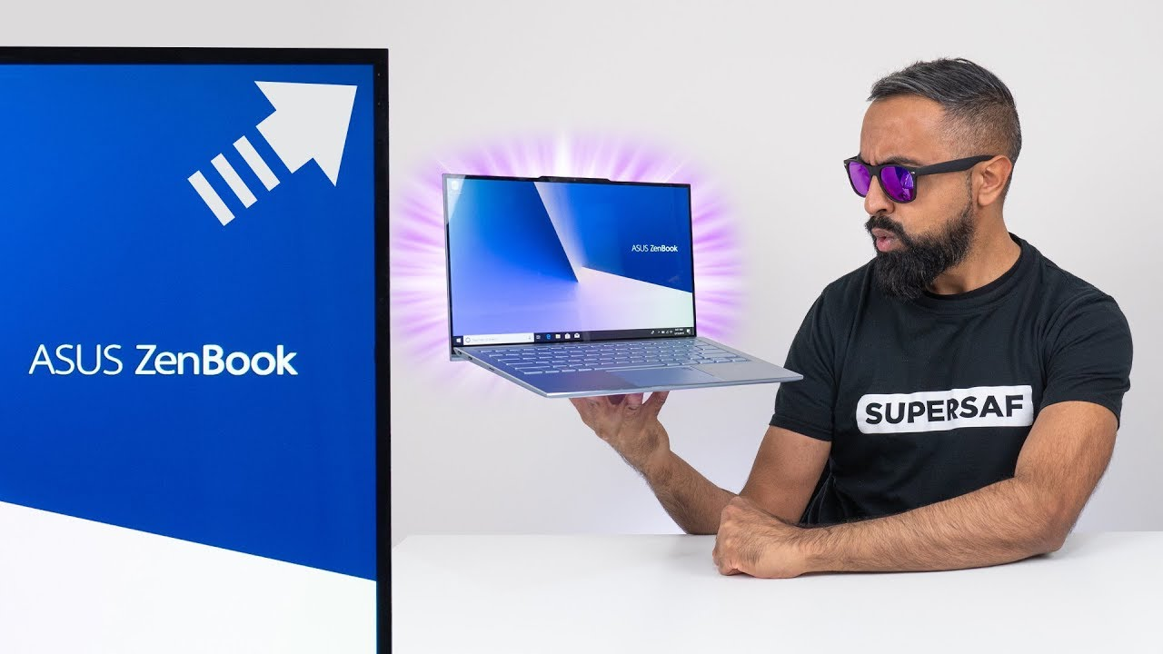 ASUS's ZenBook S13! The All Rounder