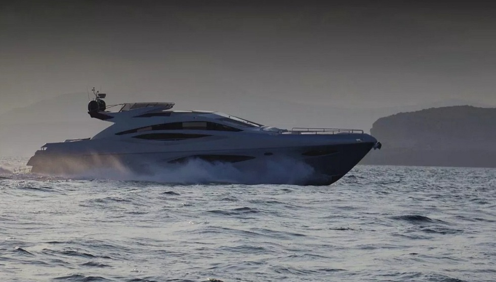Furrion Adonis luxurious smart yacht! The Angel