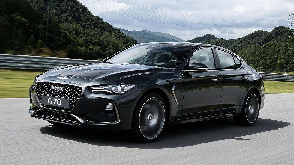 Genesis G70 2019! A Real Genius Car