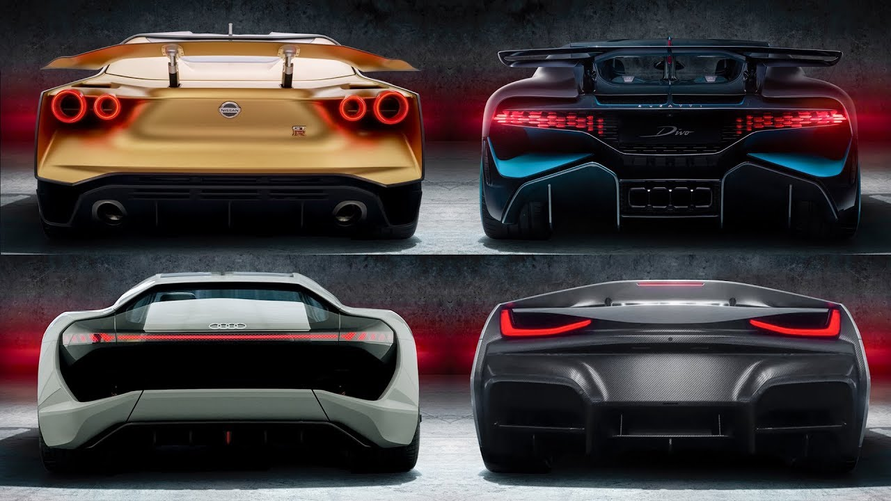 Ultimate Designed Supercars For 2019 and 2020