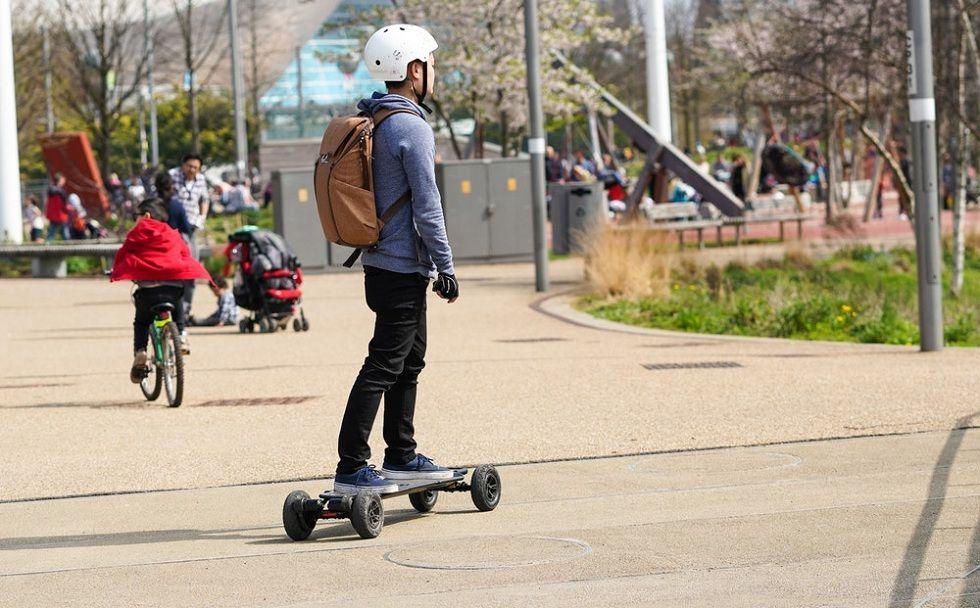 Bajaboard Pantera Electric Skateboard! The Fastest One