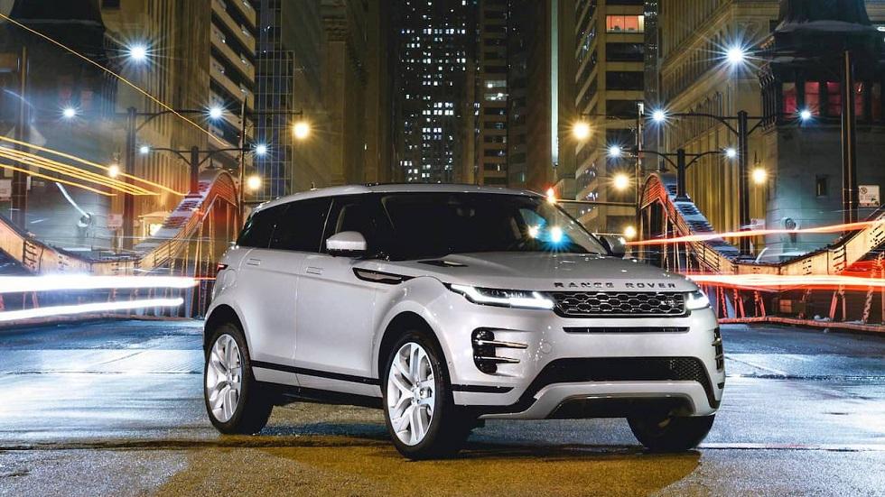 2020 Range Rover Evoque! The Updates