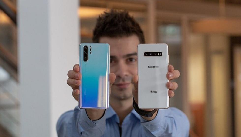 Samsung Galaxy S10 Plus vs. Huawei P30 Pro! The Battle