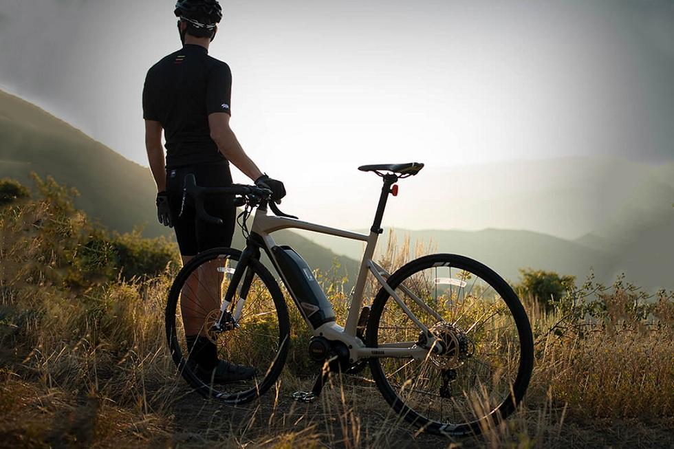 Yamaha Wabash E-Bike! The Dirt Hitter