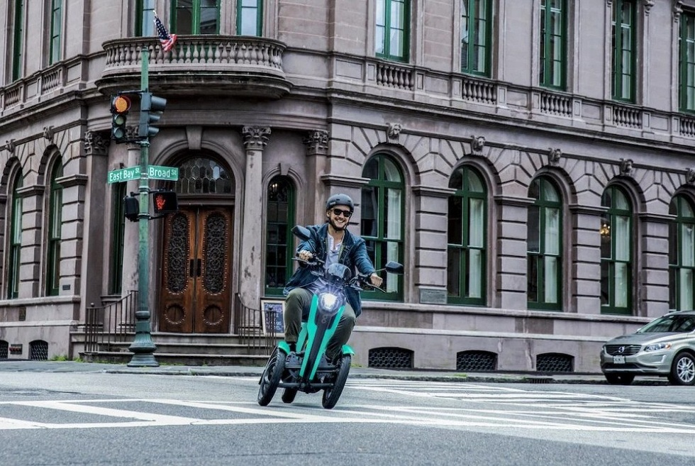 Gotcha Electric Trike! An innovative Electric Scooter