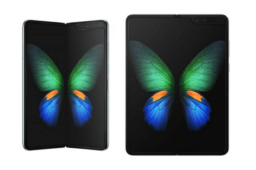 Spigen Galaxy Fold Phone Cases! The Cover