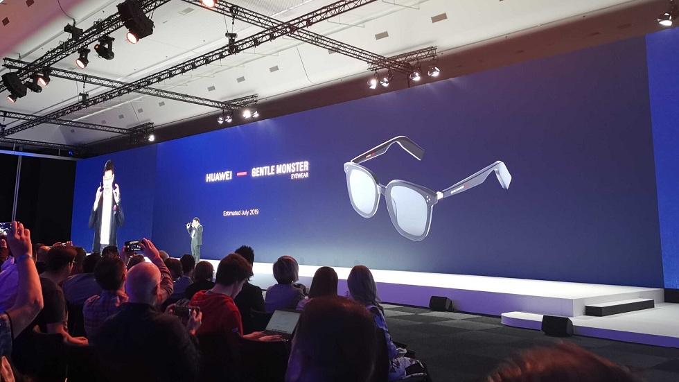 Huawei Smart Glasses! A new Partner