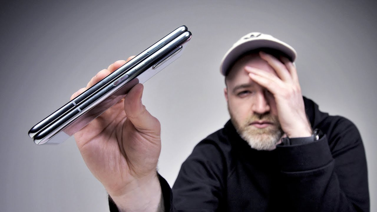 Samsung Galaxy Fold is not Worthiness to Buy?