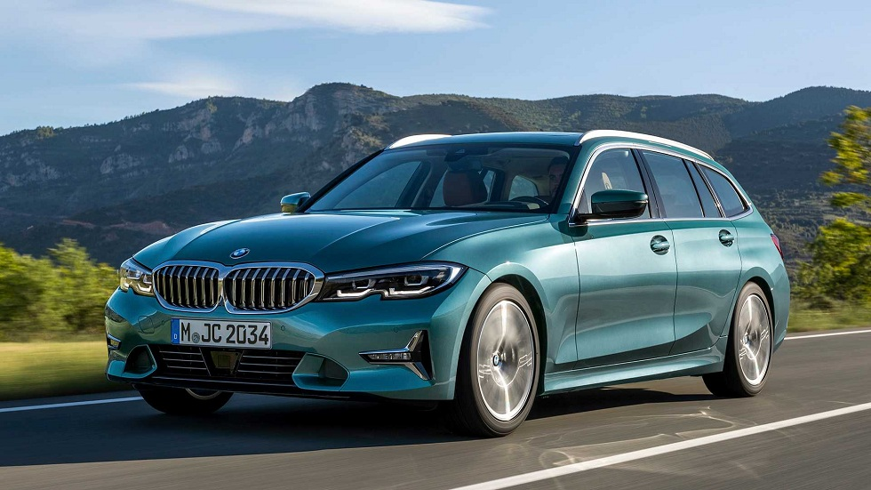 New BMW 3 Series Touring! 6th Generation
