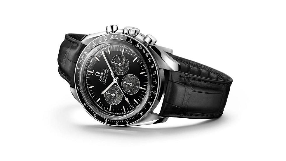 The Speedmaster Moonwatch 321 Platinum Watch