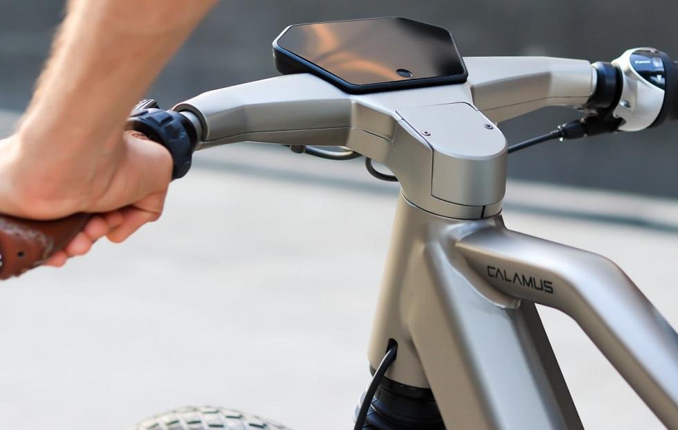 Calamus One e-Bike! With Blindspot Assistance