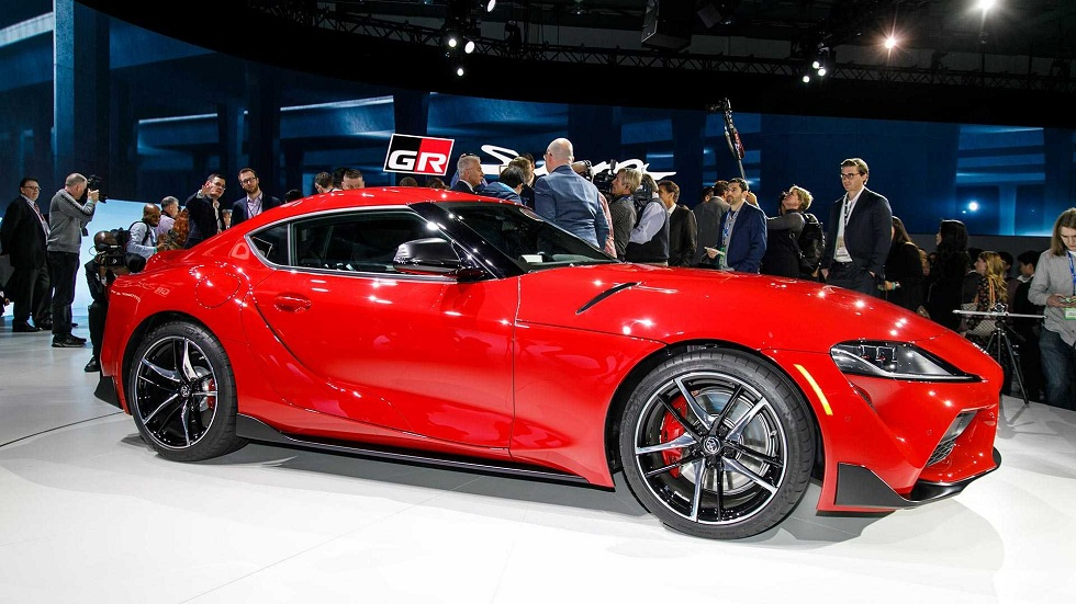 2020 Toyota Supra Launched! The Better One