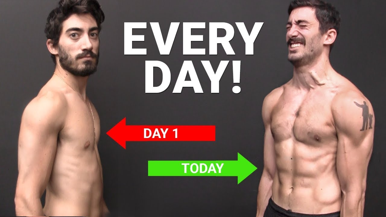 Everyday Exercise to Gain