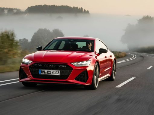 Complete Review of 2020 Audi RS7