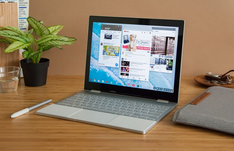 Google pixel Chromebook for you