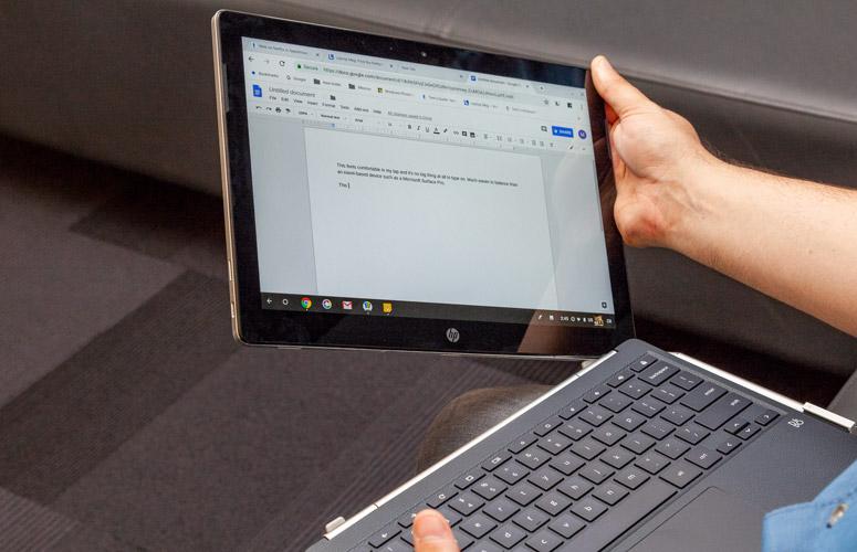HP Chromebook X2 Best chromebook for you