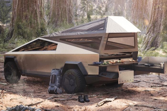 Tesla Truck - Complete Cross Country