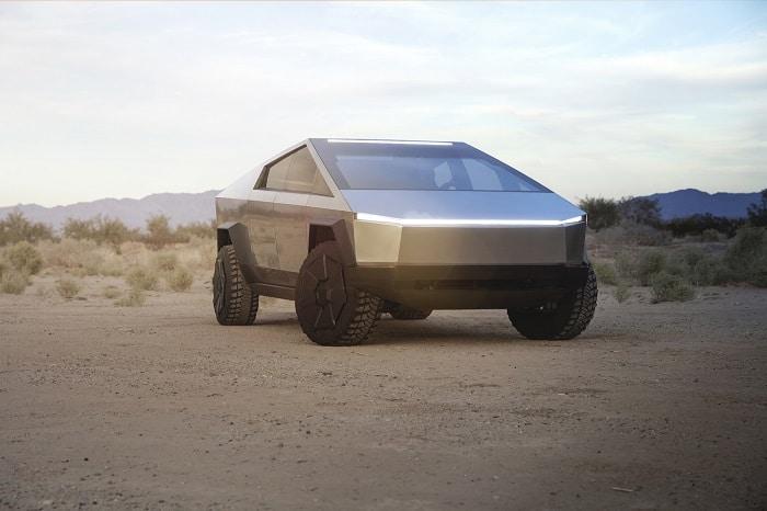 Tesla Cybertruck Details