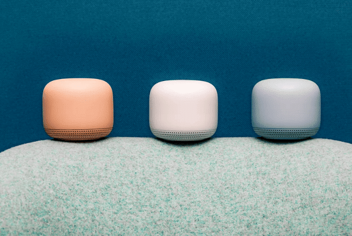 Google Home and Wi-Fi