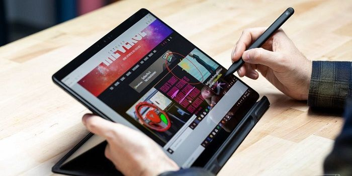 Microsoft Surface Pro X features