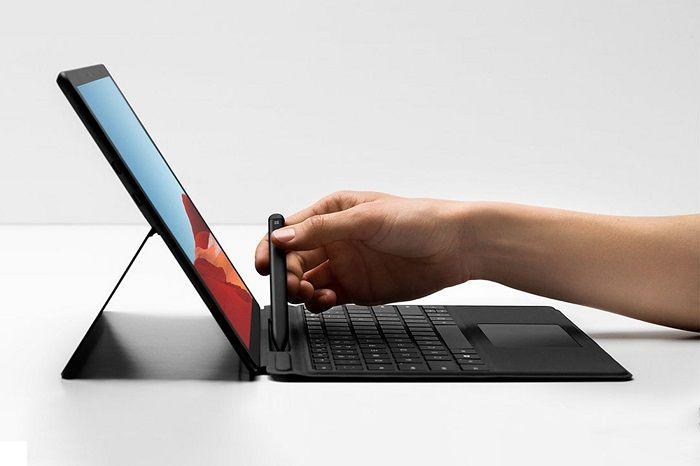 Microsoft Surface Pro X battery life