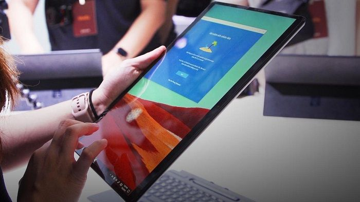 Microsoft Surface Pro X specifications