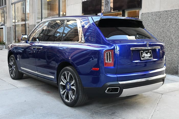 Rolls-Royce Cullinan - Top 3 Favorite Cars