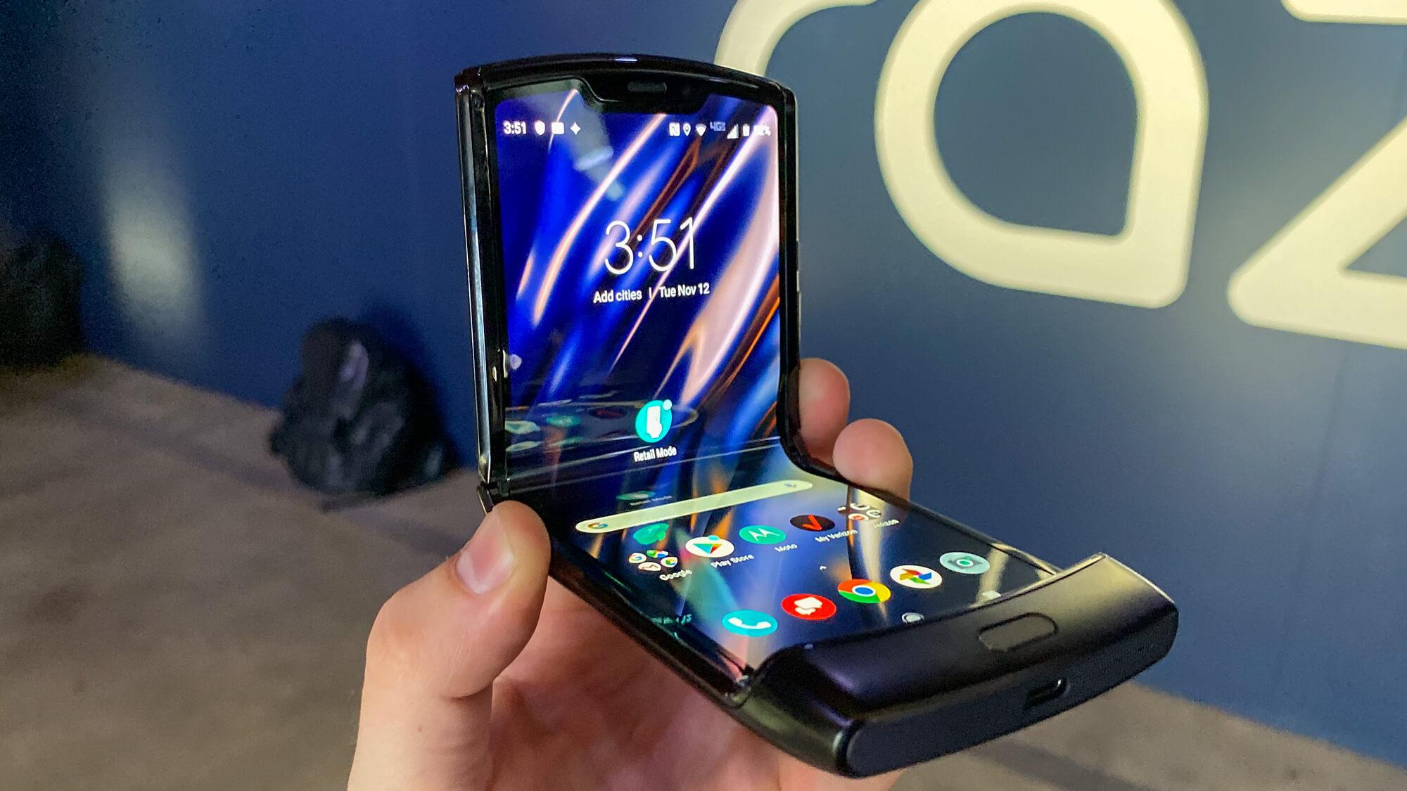 Motorola Razr specs