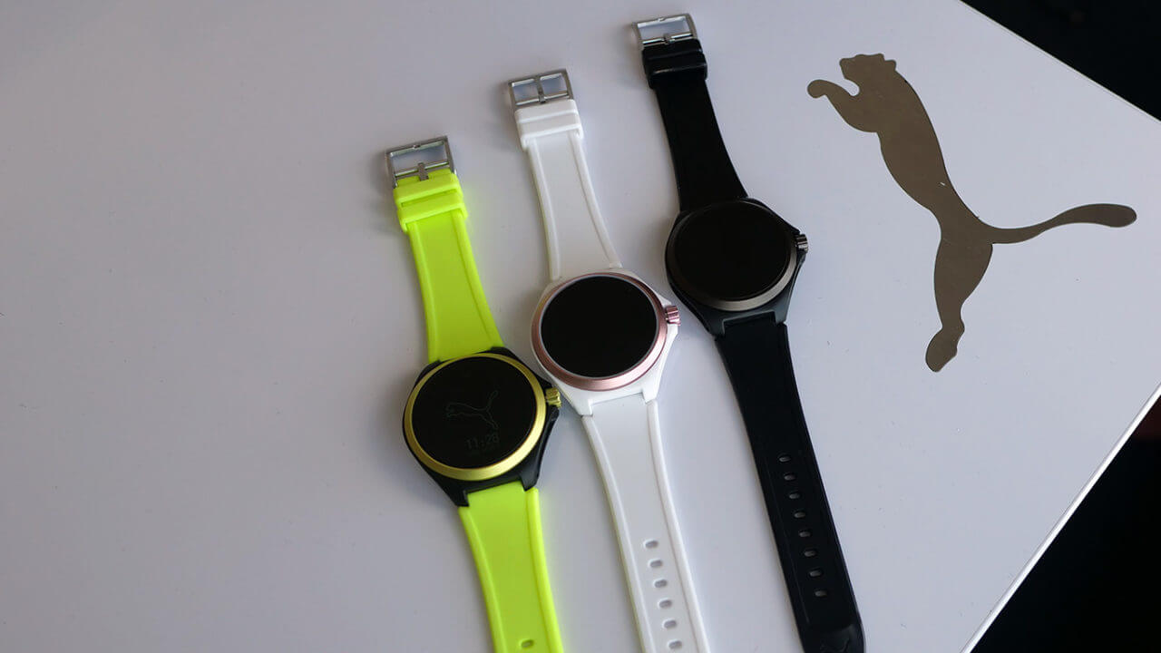 Puma Smartwatch price