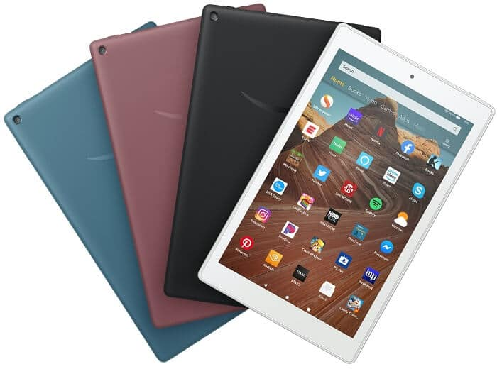 Amazon Fire HD 10 details
