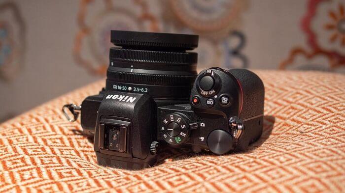 Nikon Z50 features