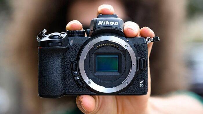 Nikon Z50 price