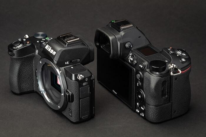 Nikon Z50 details