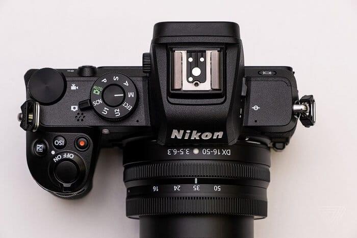 Nikon Z50 performance