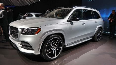 2020 Mercedes-Benz GlLS SUV: Luxurious and Powerful