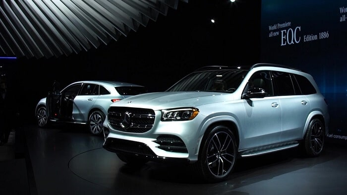 2020 Mercedes-Benz GlLS SUV specifications