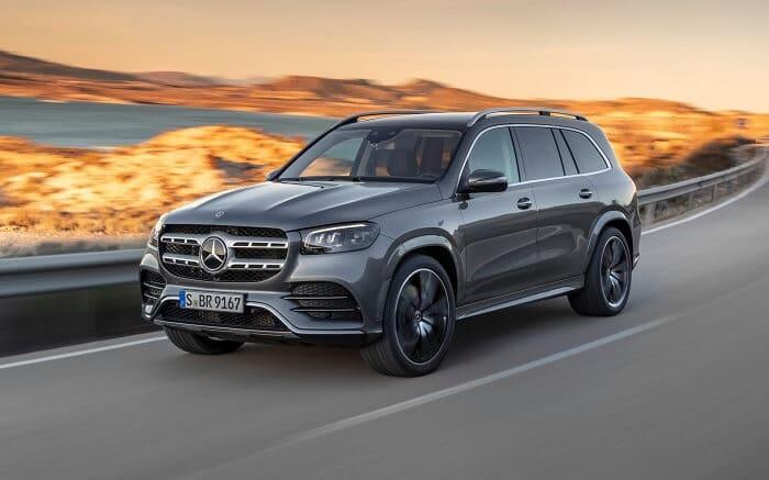 2020 Mercedes-Benz GlLS SUV review