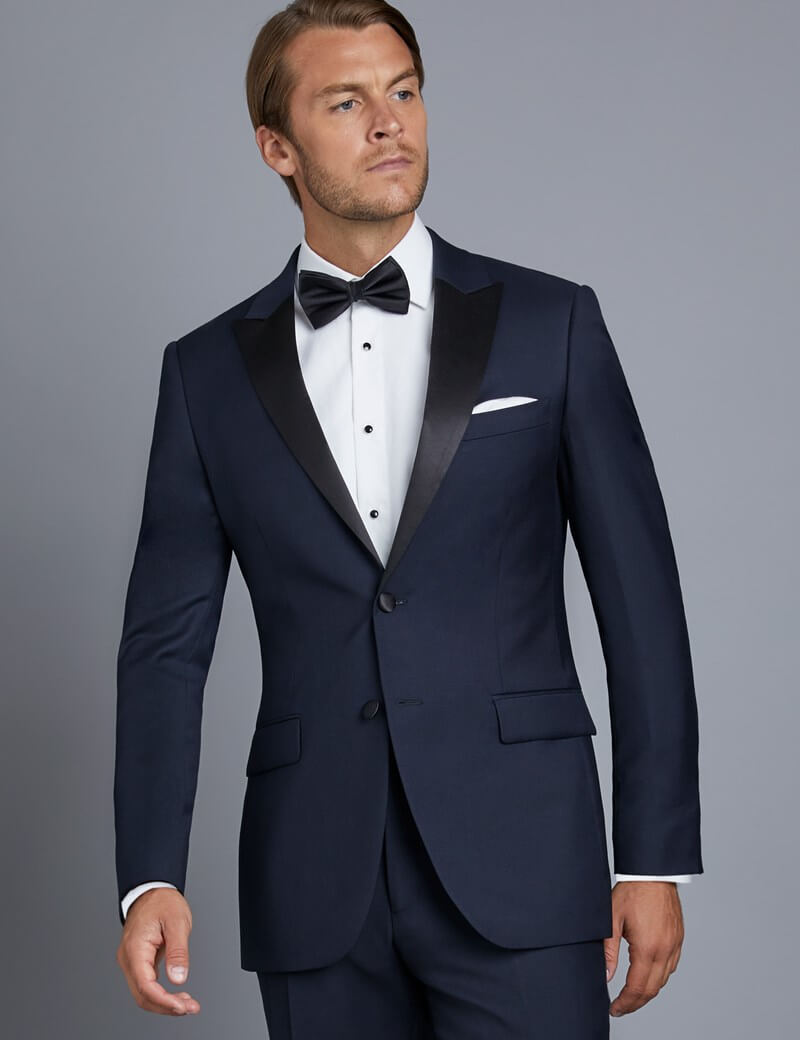 Dinner Suit - Types of Suits for Men