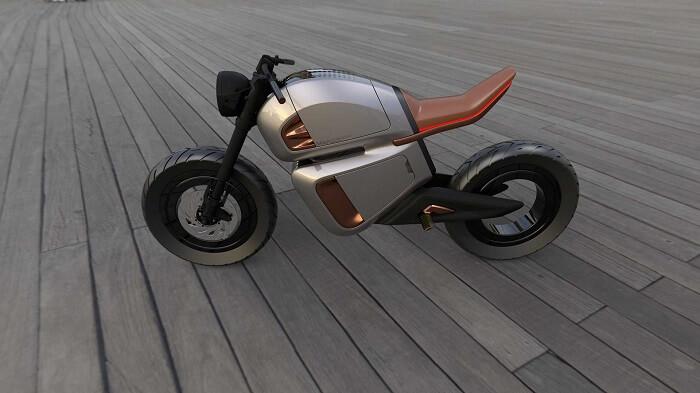 Nawa latest e-bike with ultracapacitor
