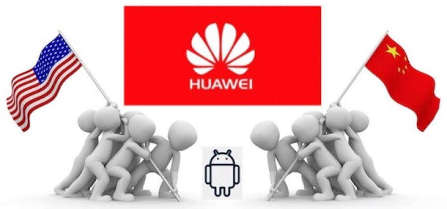 Google Huawei conflict